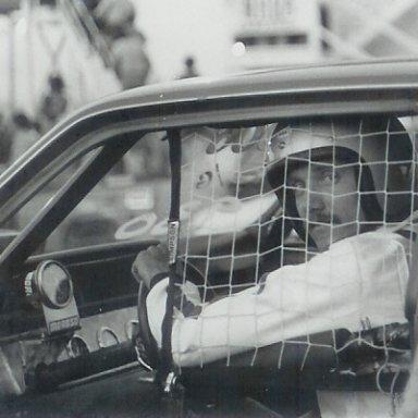 Kurt Lindorff at Bonneville Raceway