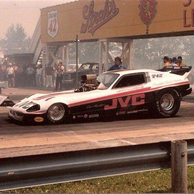 JVC Datsun - John Collins