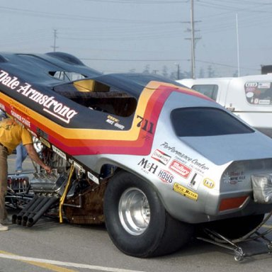 DALE ARMSTRONG Pomona 76