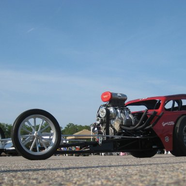 J. Dale Broderick Front Engine Fiat
