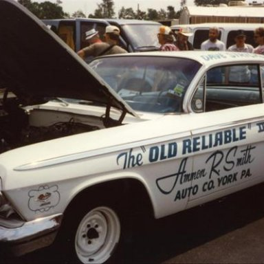 """""""The Old Reliable II"""" in Super Super/Stock trim"""