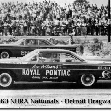 1960 NHRA Nationals