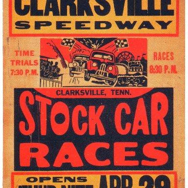 clarksville spdwy