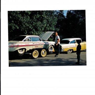 Dyno Don Nicholson's  61 409 Impala