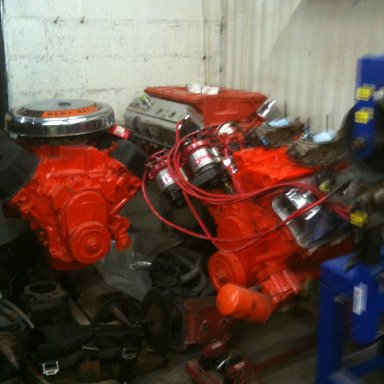 Don Carlton Hemi Motors