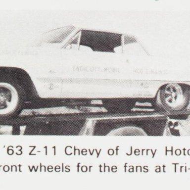 Z11 Jerry Hotchkiss-former Strip Blazer I