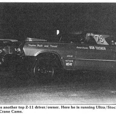 Z-11 Bob Tucker's Z11 Thunder-Orlando Fl