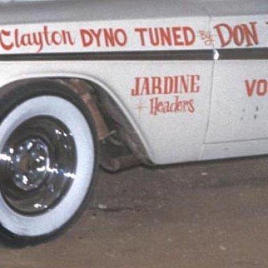 Dyno Don's 1961, see Jardine Header