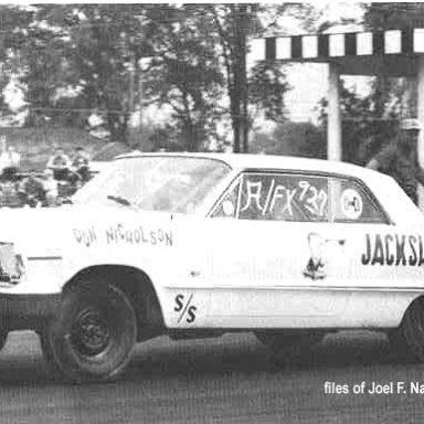 Ed Schartman in Jack Shaw Chevrolet's Dealer Built Z11-Photo by Joel Naprstek