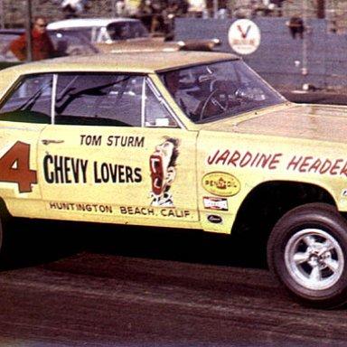 Tom Strum's 4 Chevy Lovers