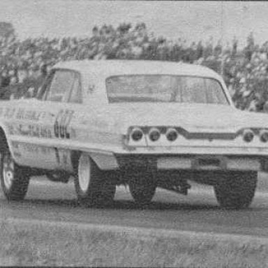 Old Reliable IV -Jan 64 63 NHRA Indy Nationals-Mags on the front?