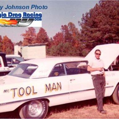 Oscar Roberts- Mr. Tool Man