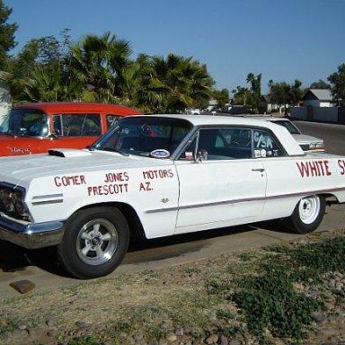 The White Shark 1963 Impala