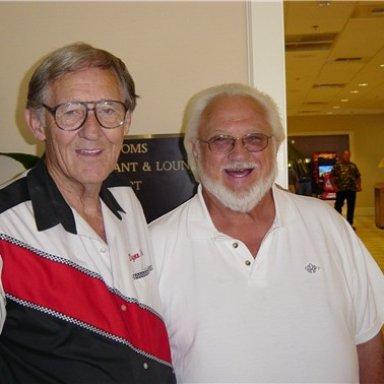 Dyno Don and Randy Payne