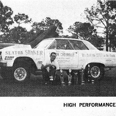 Slaton Shaker-Slaton Chevrolet Co