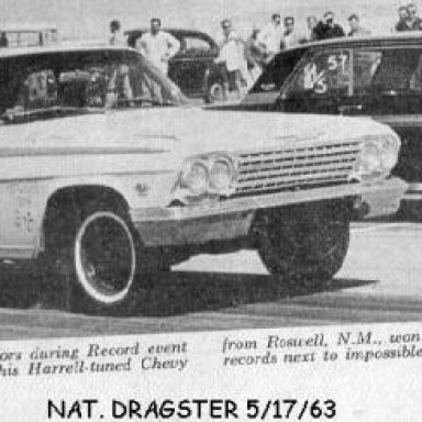 Clyde Forbes a Colorado Chevy v a New Mexico Ford
