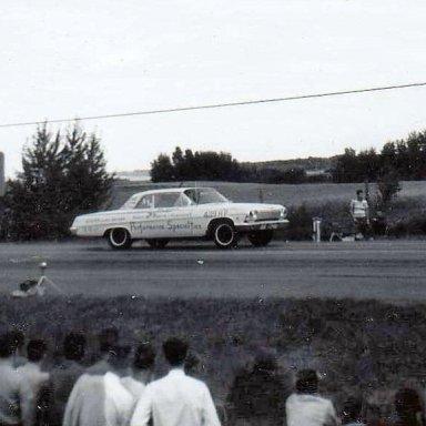 Performance Specialties 1962 409 Impala