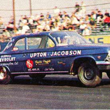 Upton & Jacobson Old Blue SSDI Apr 1962