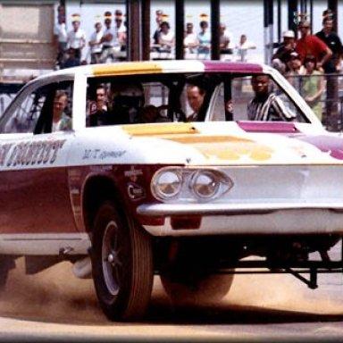 Hayden Proffitt-Corvair Funny Car