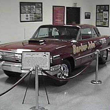 Barber John 63 Impala
