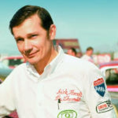 Dick Harrell-Mr.Chevrolet. 10/4/1932-9/12/1971