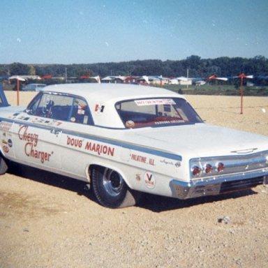 Doug Marion-1962 Impala 409, Chevy Charger