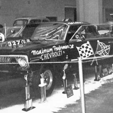 1963 Impala 327