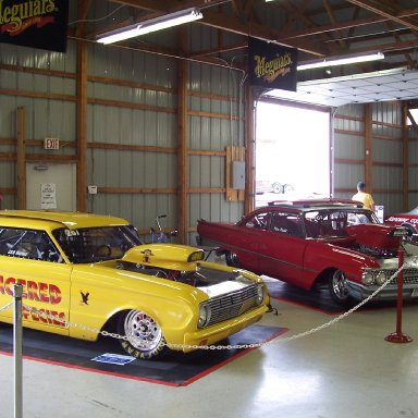 2007 Ford nationals Carlisle