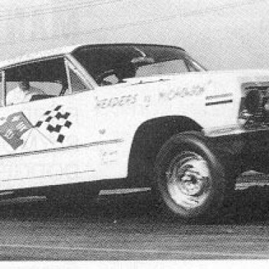 Z11 Dyno Don Nicholson 1963 427 Impala