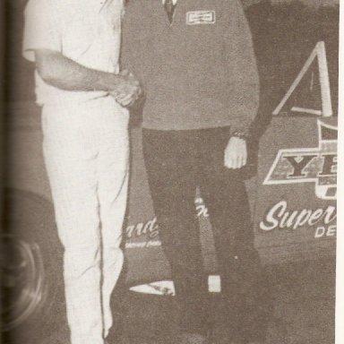 Dick Harrell and Don Yenko