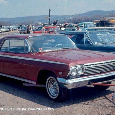 Dickie Mauriello 1962 409 Impala-Photo by Joel F. Naprstek