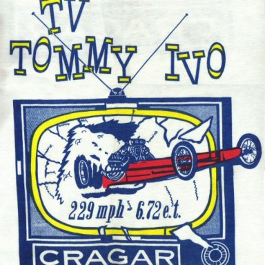 IVO Dragster T-Shirt