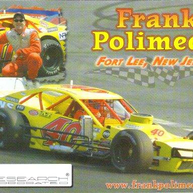#40 Frank Polimeda
