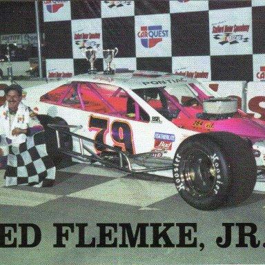 1999 #79 Ed Flemke Jr.
