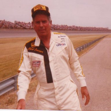 David Pearson at Michigan