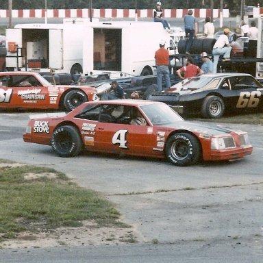 Tommy Ellis @ NAS June 1981