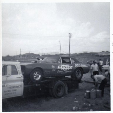 Dick Harrell-St. Louis International-June 1967