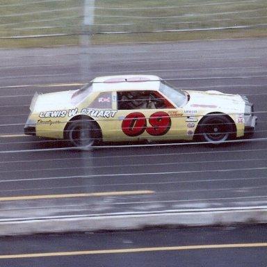 Gene Glover @ Charlotte Fall Race 1981