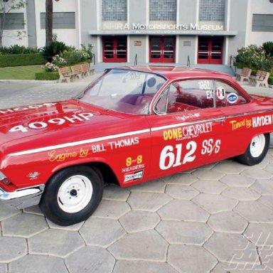 Hayden Proffitt-409 replica racer
