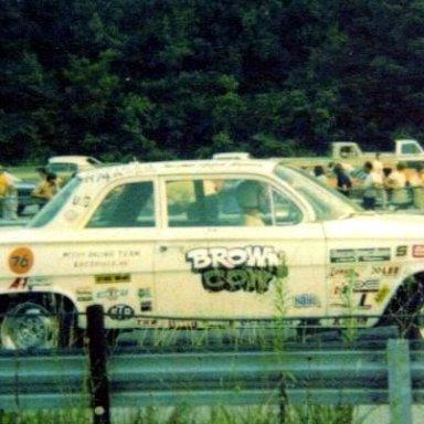 "Bob McCoy ""Brown Cow"" 62 Chevy Biscayne SS"