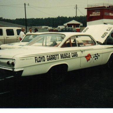 Floyd Garrett 62 409 BelAir