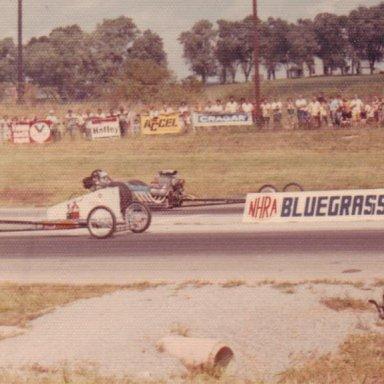 Bluegrass Dragway Lexington, KY