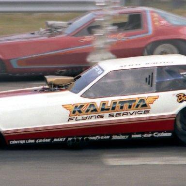 Scott-Kalitta-Mustang