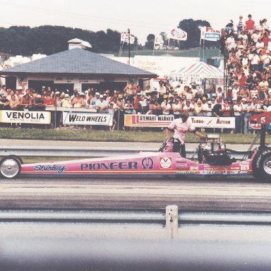 Shirley Muldowney 1982