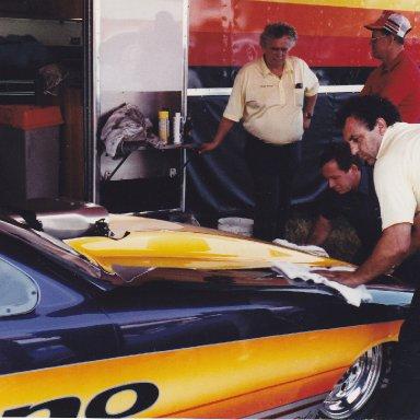Mike Dunn - Joe Pisano Racing