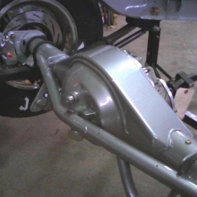 9 inch ford rear