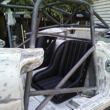 Aluminum seats