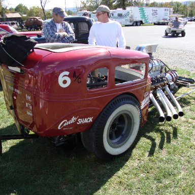 Hilton Family Lyndwood Comp Coupe