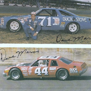 Marcis Cup & Sportsman cars
