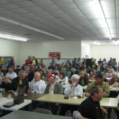 Bluegrass Dragway Racers Reunion 2010